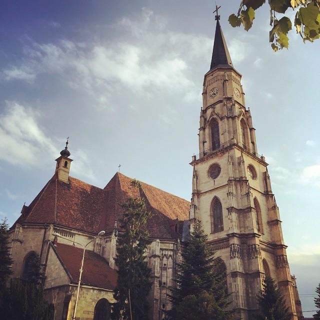 Biserica catolica Cluj