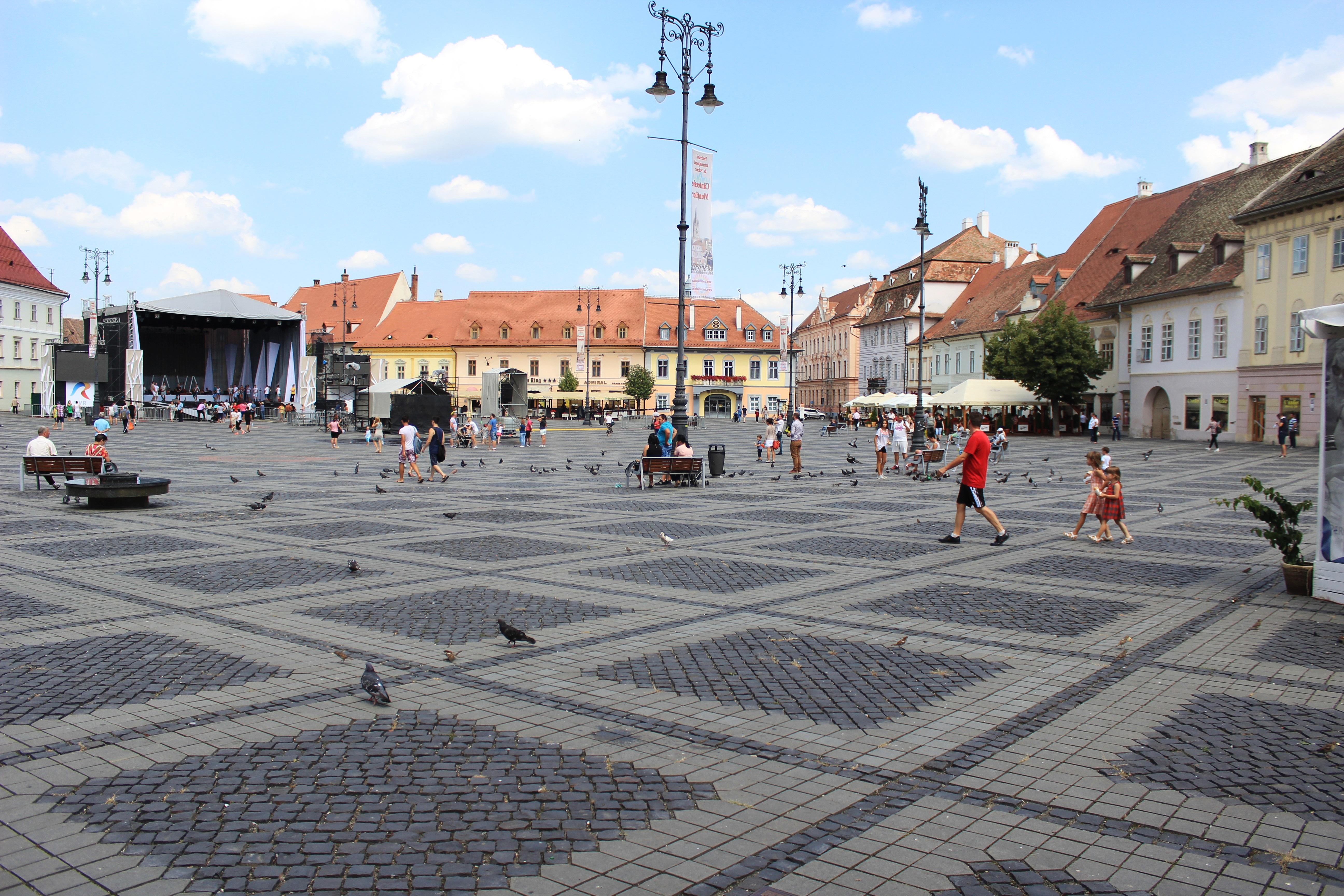un weekend la Sibiu