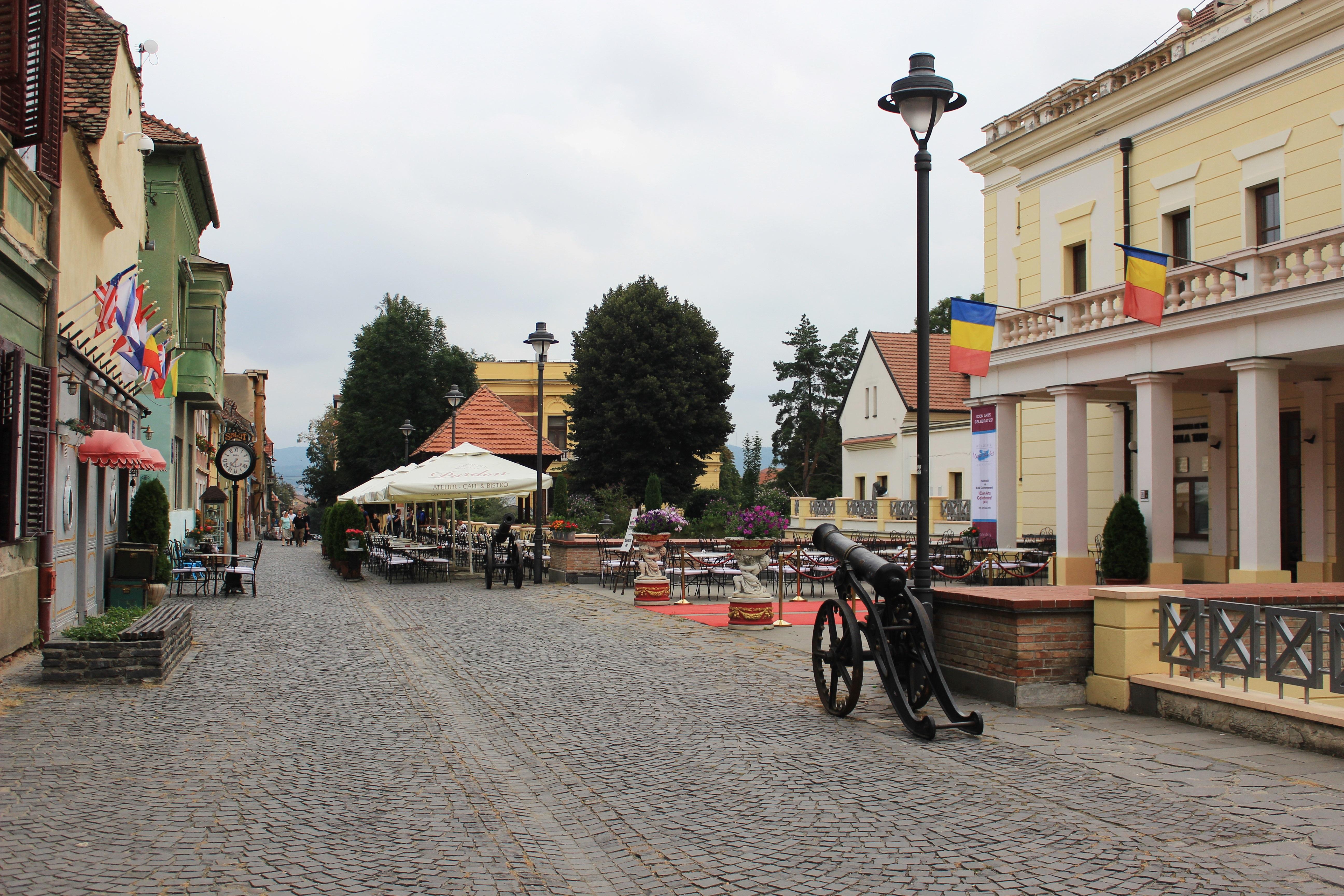 City break Sibiu
