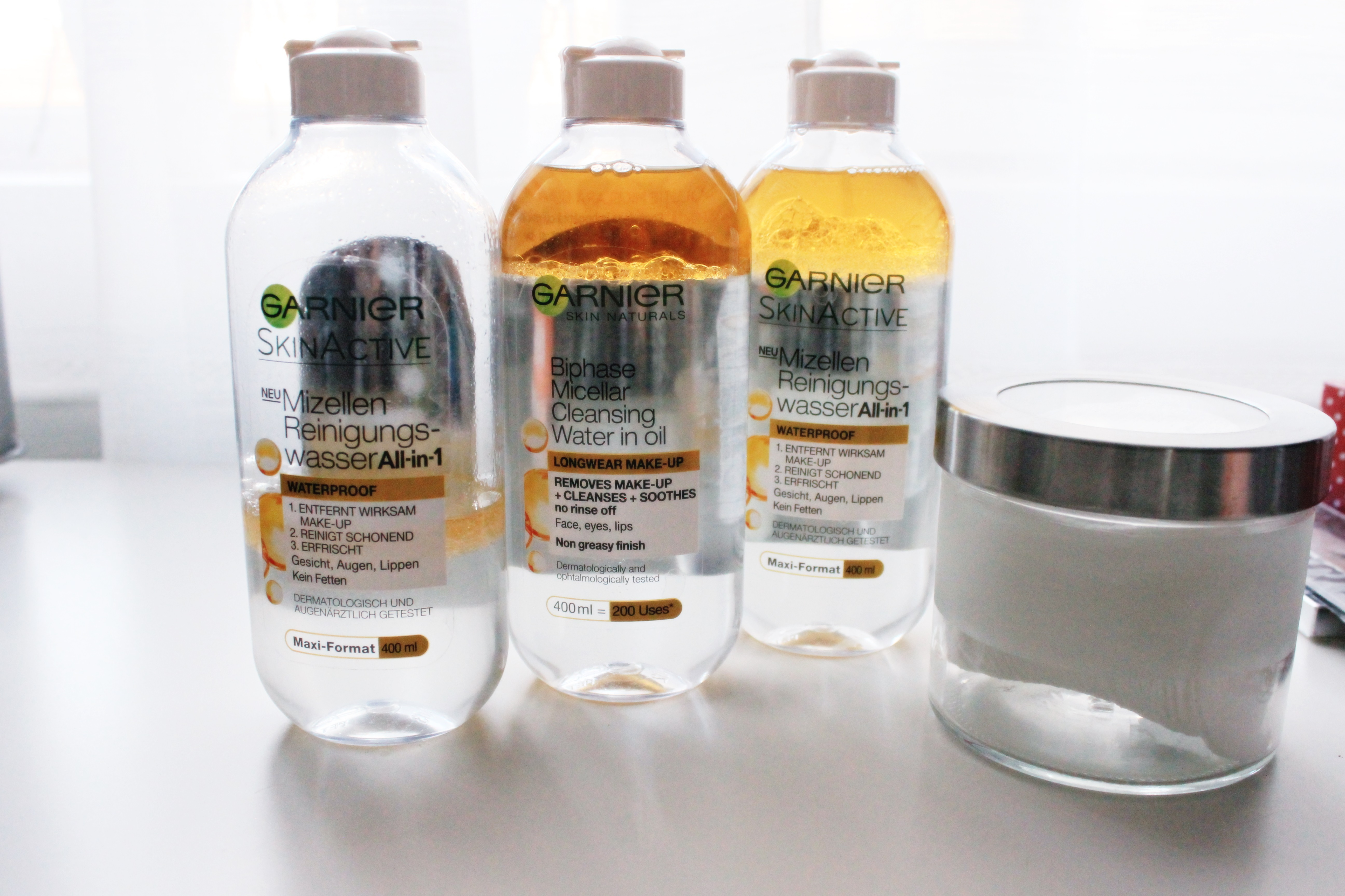 Garnier Water in Oil