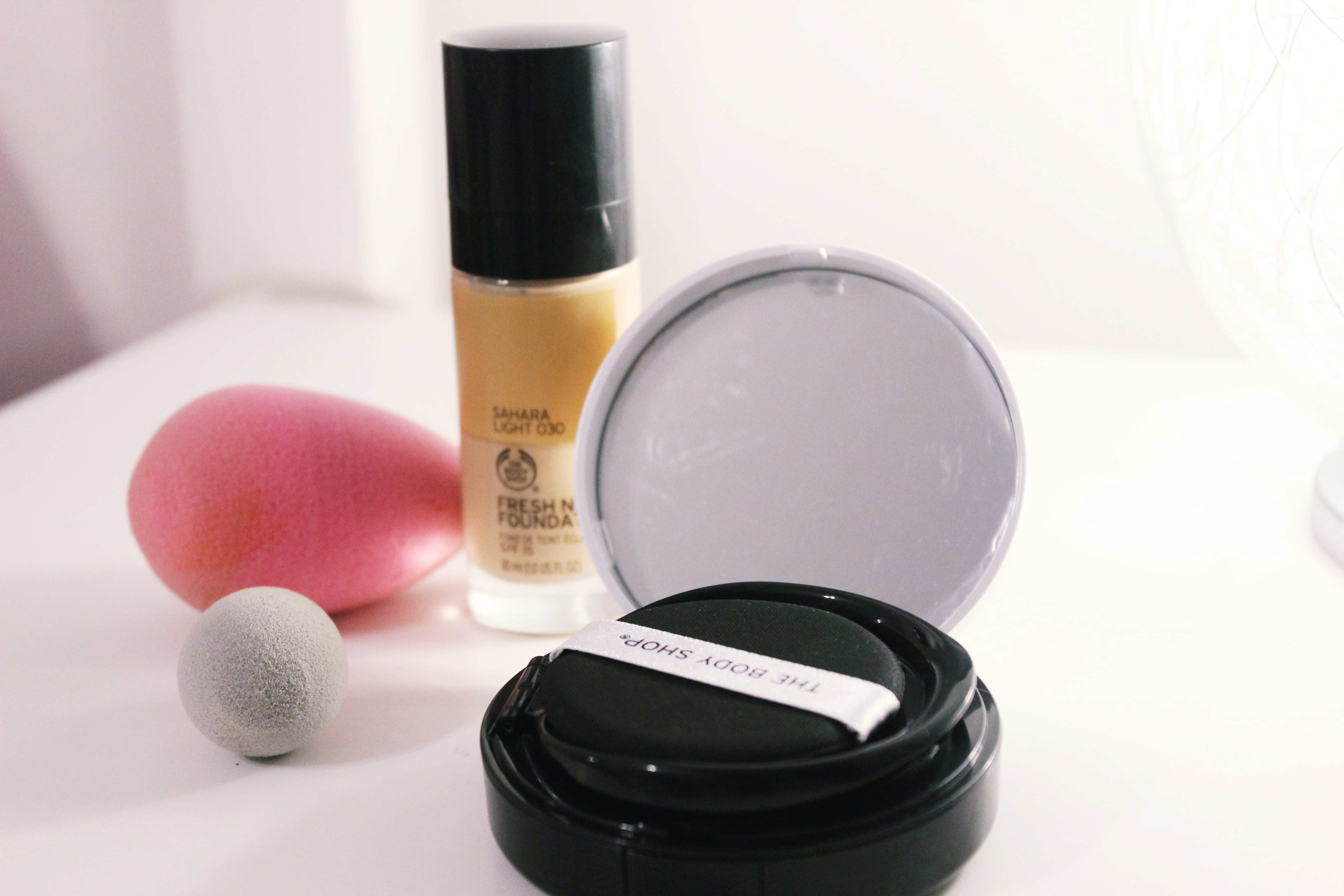 Fresh Nude Foundation The Body Shop