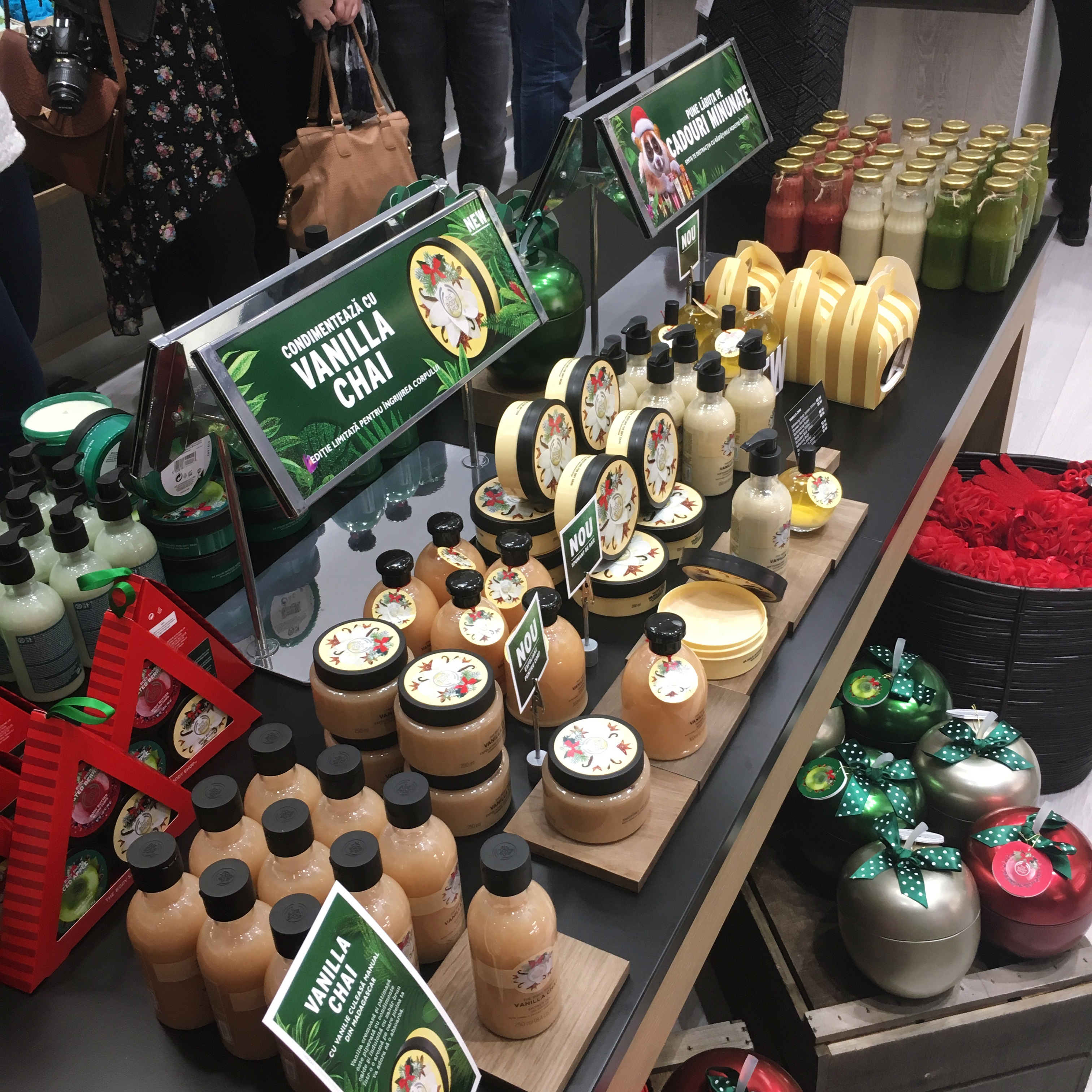 the body shop cluj
