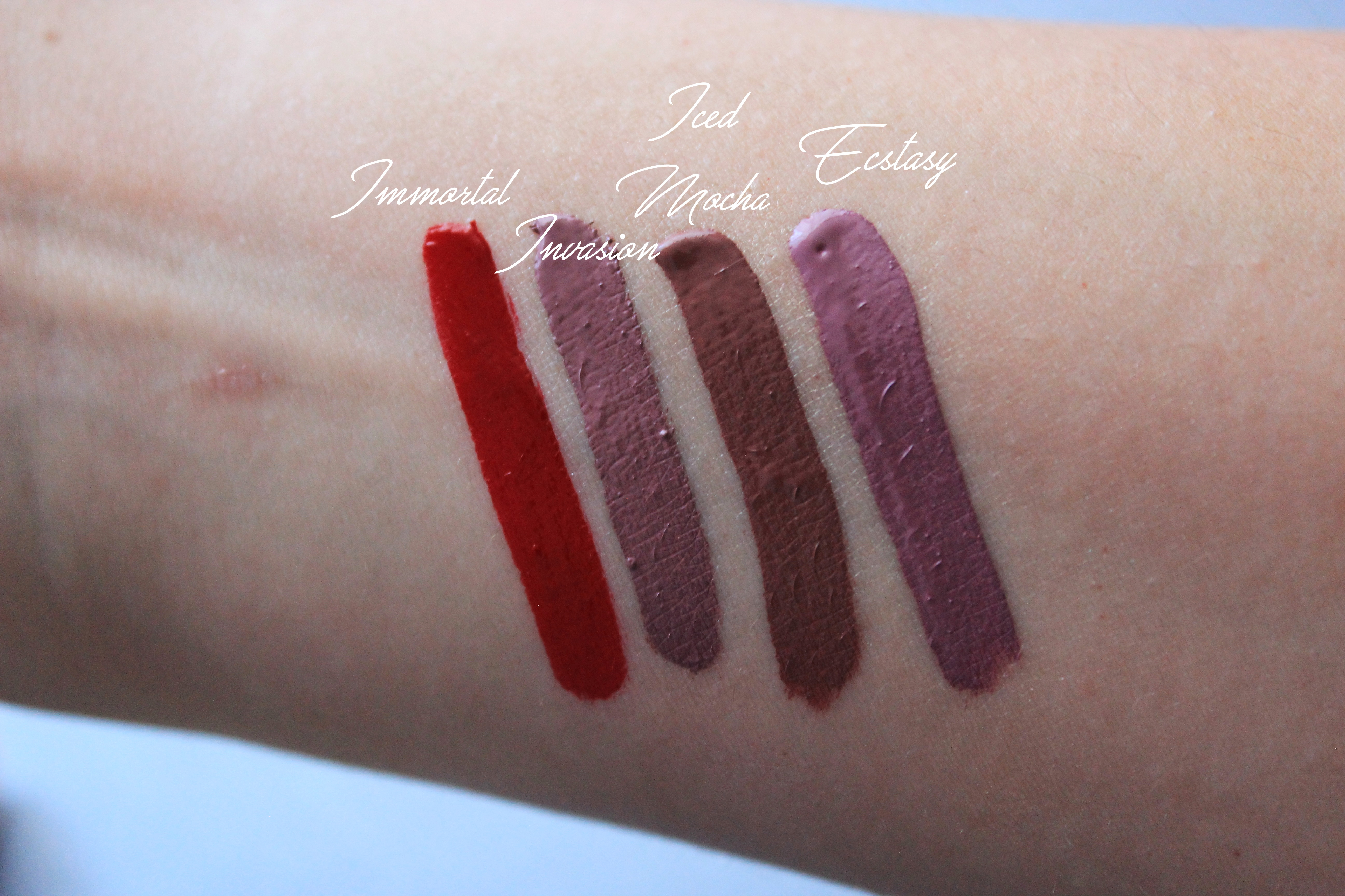 swatch Gerard Cosmetics