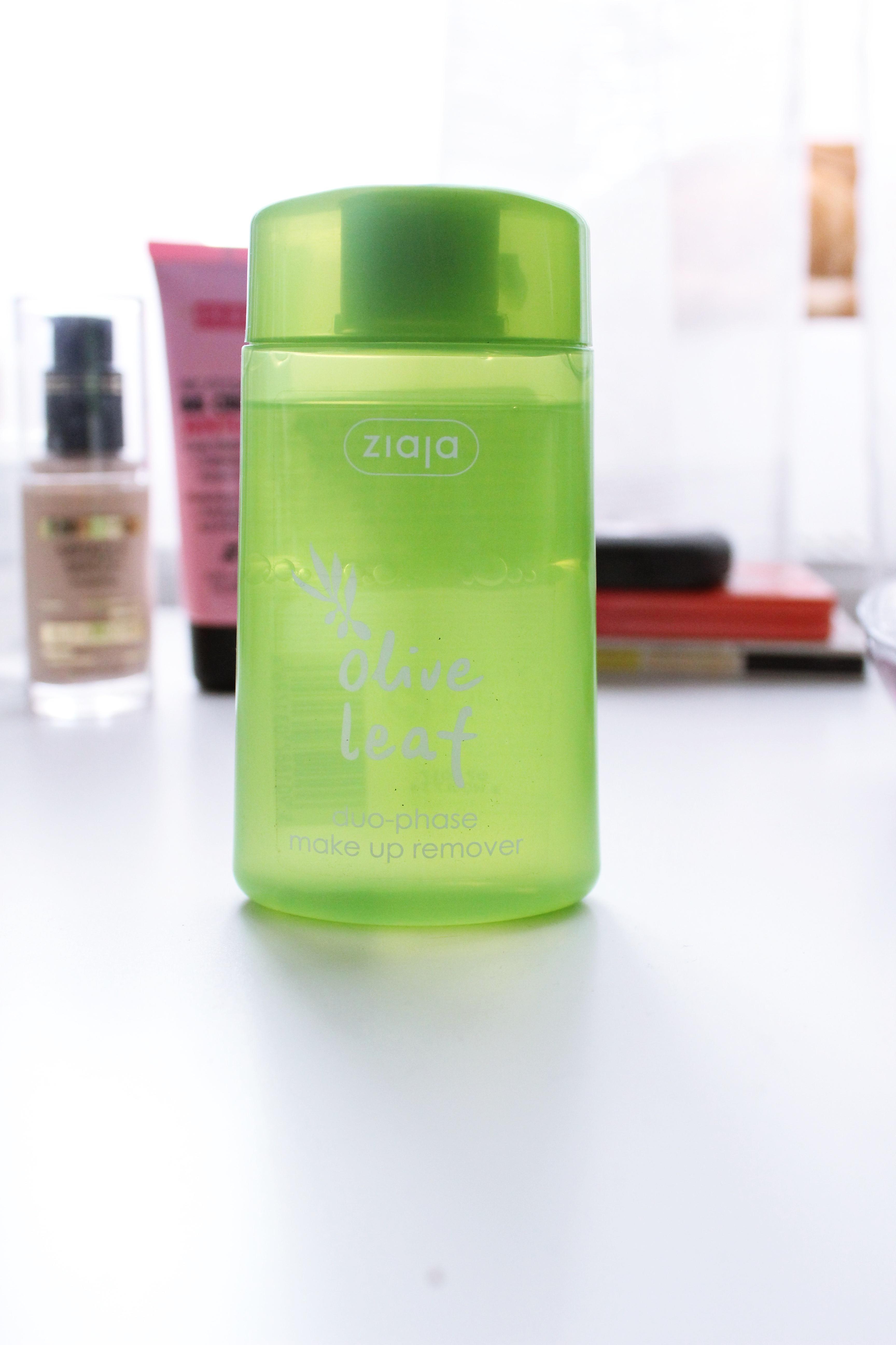 Ziaja Makeup Remover